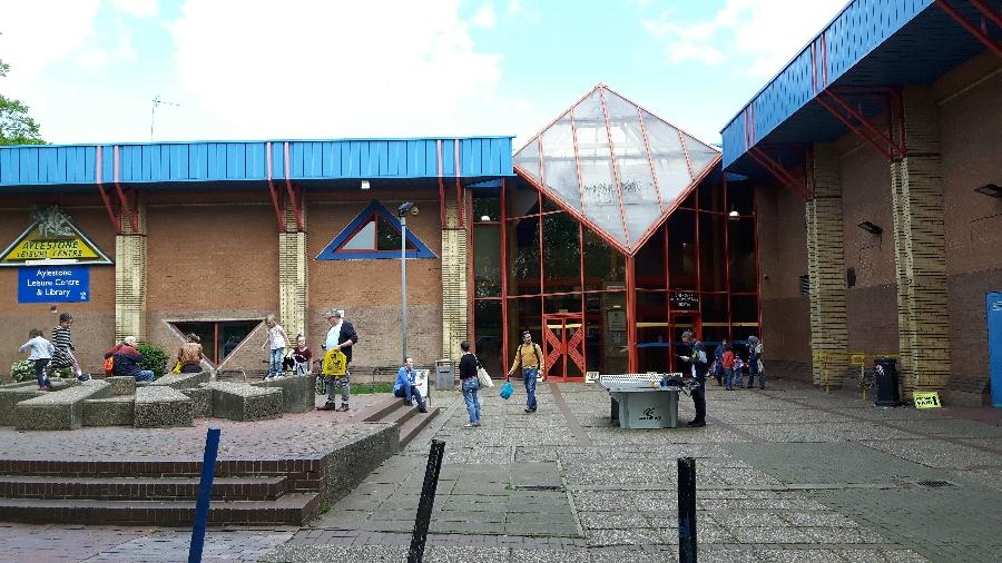 Aylestone Leisure Centre, Leicester