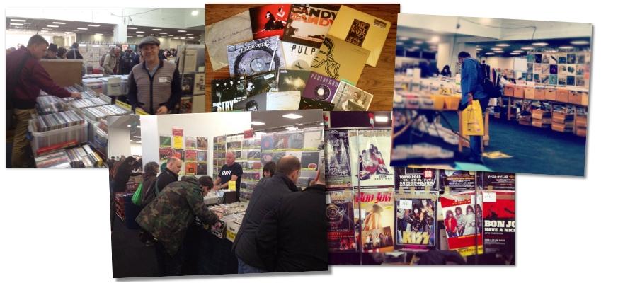 VIP Bedford record fair