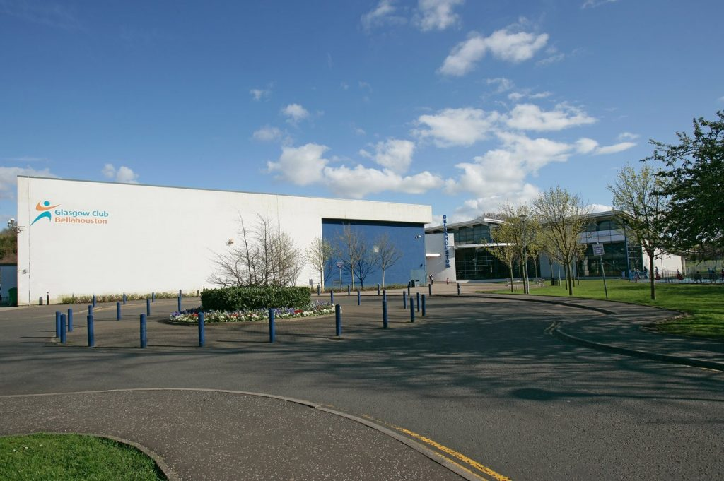 Bellahouston Leisure Centre, Glasgow