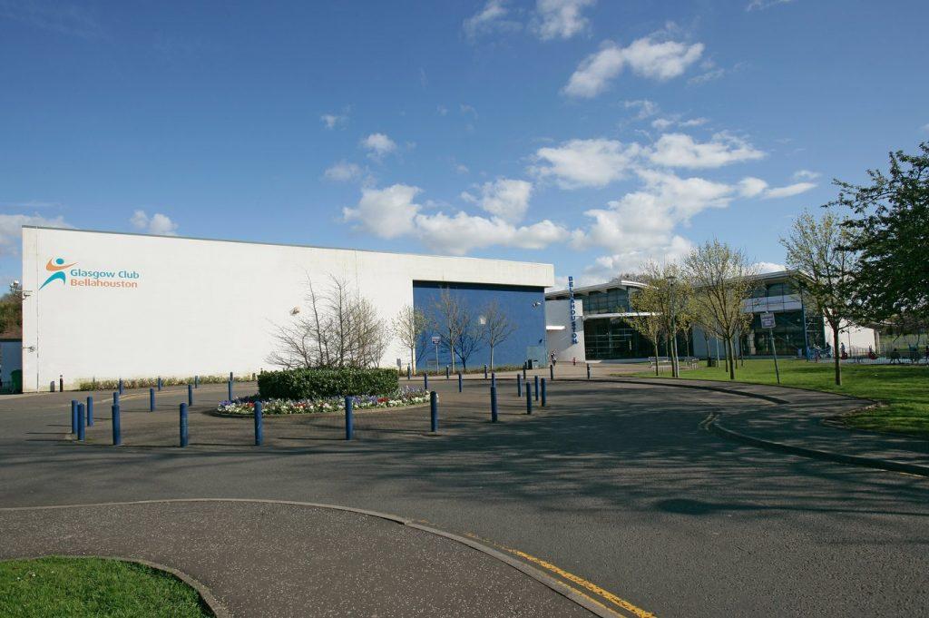 Bellahouston Leisure Centre, Glasgow