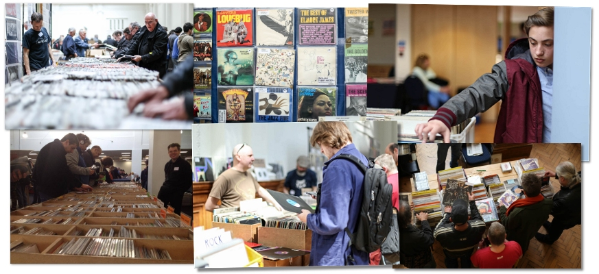 VIP London Brentford record fair
