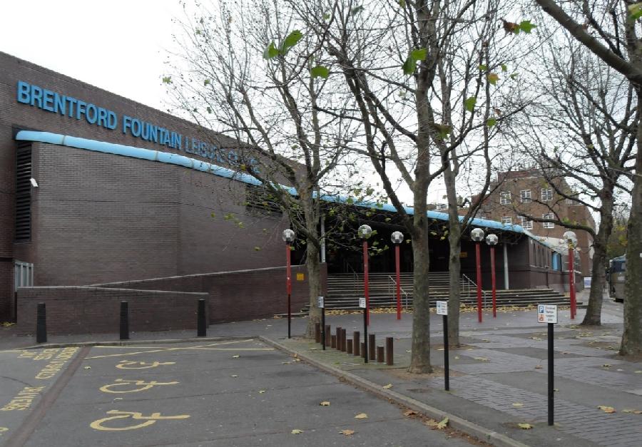Brentford Fountain Leisure Centre, Brentford