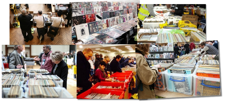VIP Coventry record fair