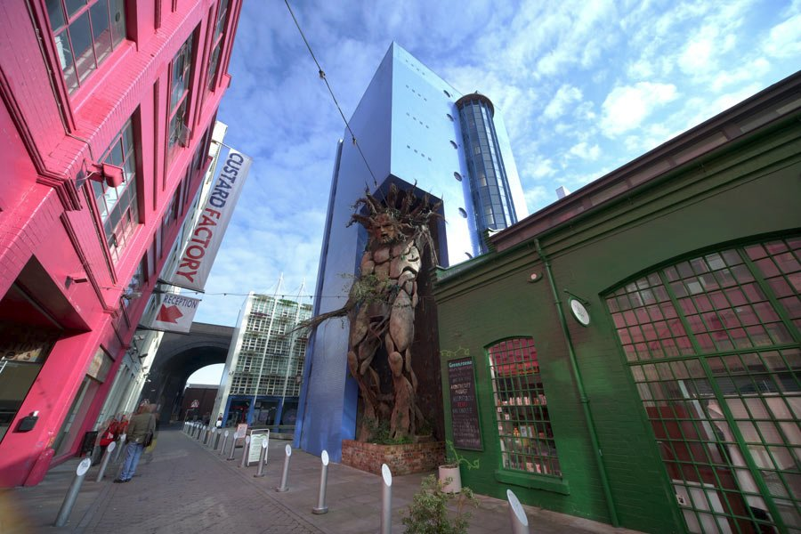 The Custard Factory, Birmingham