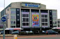 Fairfield Halls, Croydon