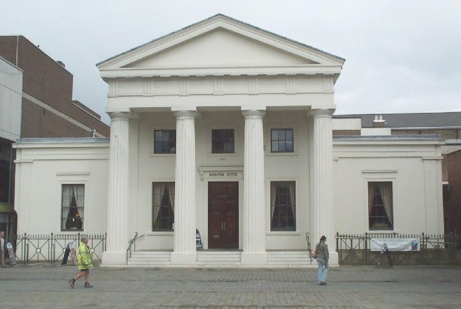The Harpur Suite, Bedford
