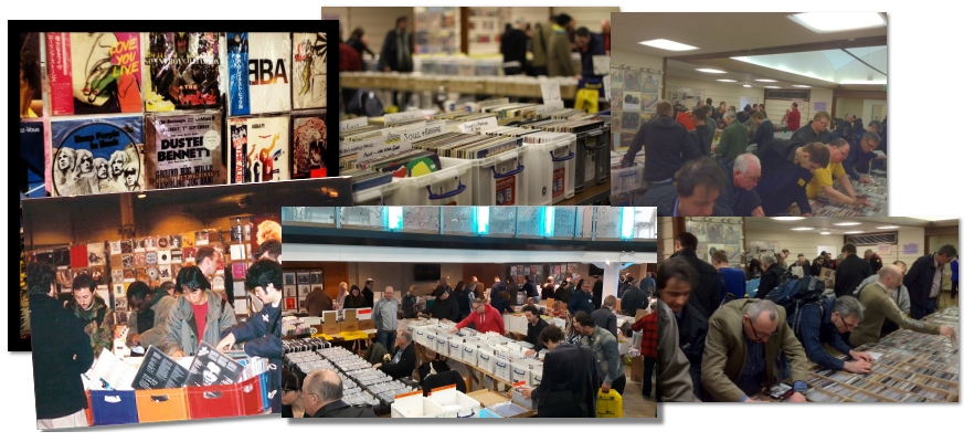 VIP Nottingham record fair