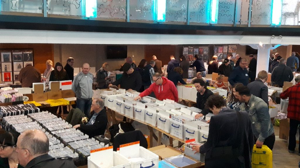 Nottingham Record Fair at The Level