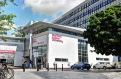 Hallam University, Sheffield