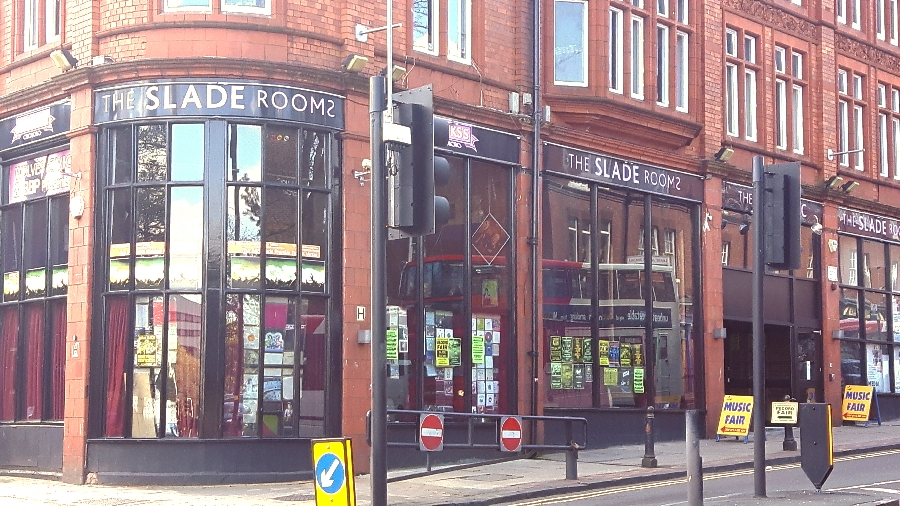 Slade Rooms, Wolverhampton