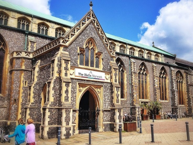 St. Andrews Hall, Norwich
