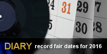 Diary - record fair dates for 2016