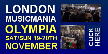 London Musicmania Olympia 19th-20th November 2016