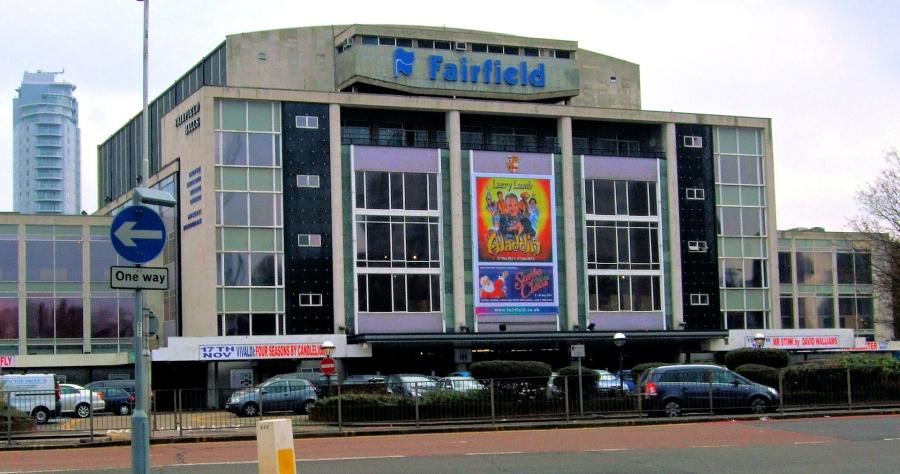 Fairfield Halls, Croydon