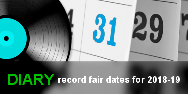 diary - record fair dates for 2018-19