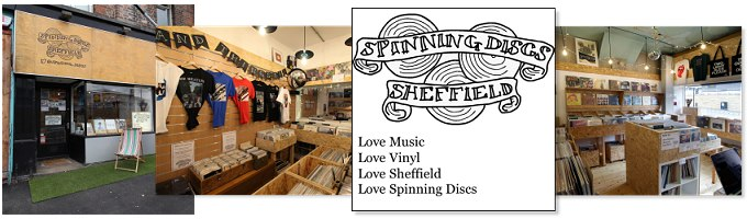 Spinning Discs, Sheffield