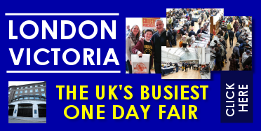 London Victoria - the UK's Busiest One Day Fair