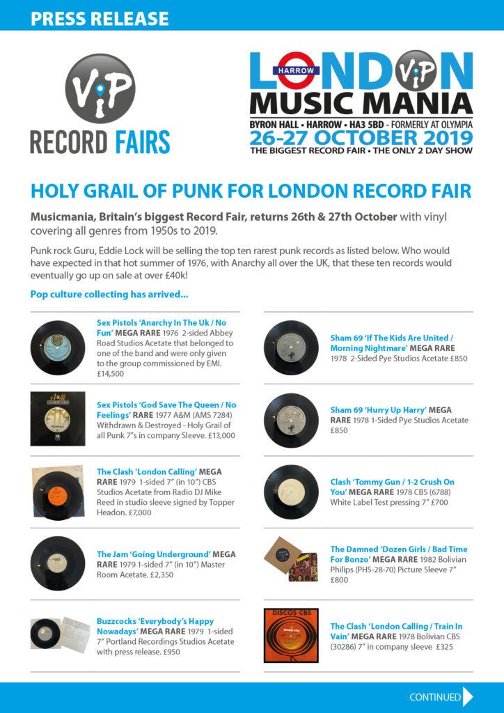 VIP MusicMania1 Press Release